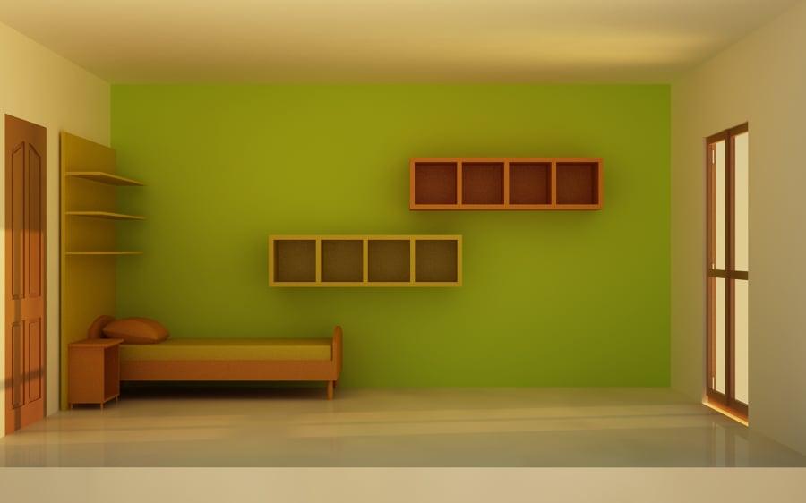 Foto: Cameretta Verde di Soc. Coop. Edil Tuccio A.r.l. #207977 - Habitissimo