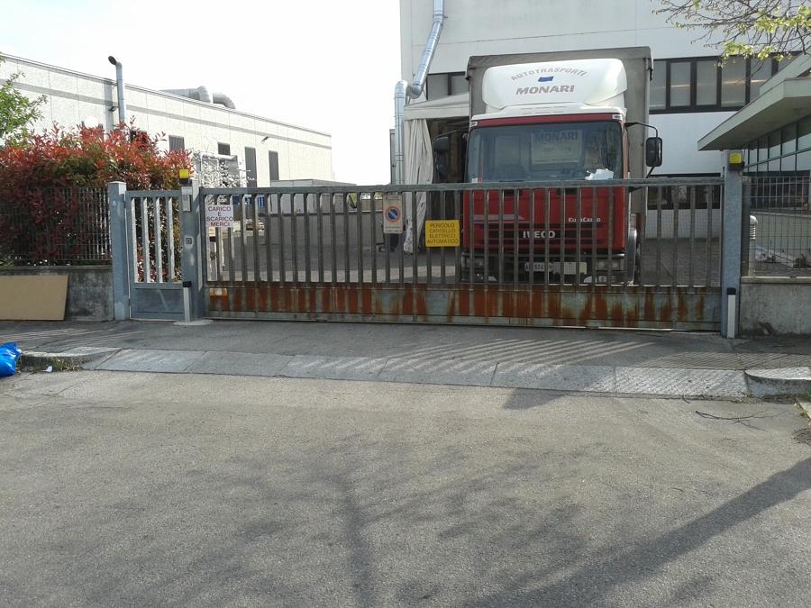 Cancello esistente