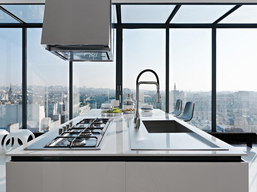 101 Cappa Cucina Design - cappe di design cucine moderne ...