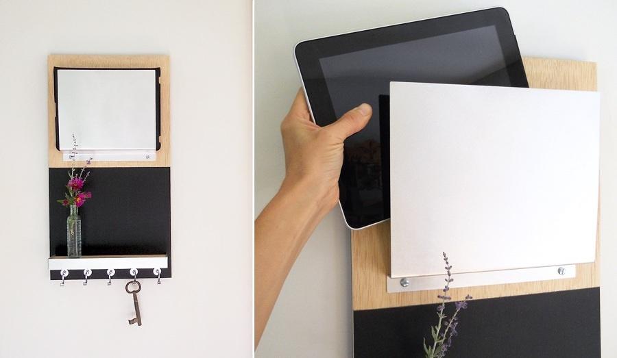 caricatore legno 334741 10 e più accessori fantasiosi per iPhone 4, 5, 6 e iPad