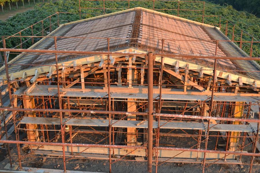 Progetto costruzione casa in cemento armato a latina lt for Progetto costruzione casa