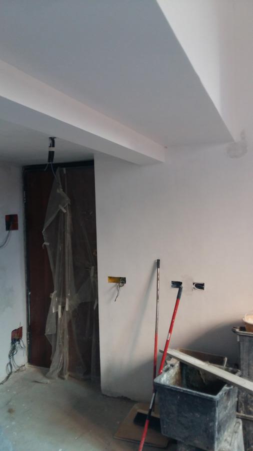 Work in progress (rivestimento del soppalco- FASE 3)