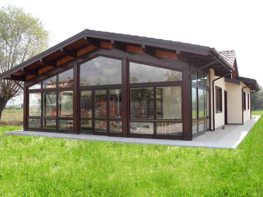 Casa antisismica in legno