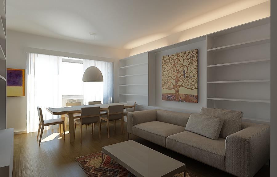 Progetto ristrutturazione casa c idee architetti for Progetto casa ristrutturazione