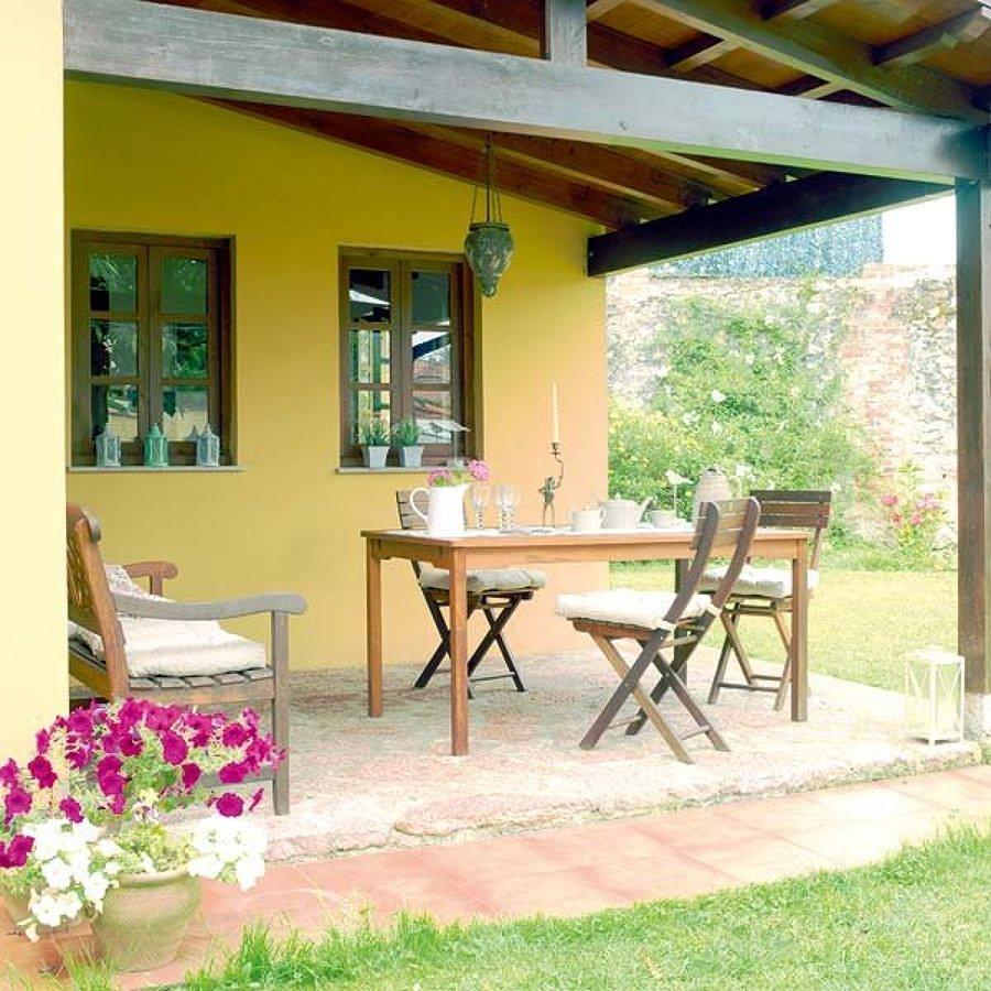 8 case di campagna piccole e sorprendenti idee architetti for Piccole planimetrie di casa di tronchi
