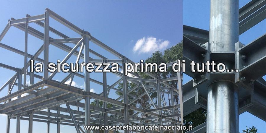 Casa in acciaio idee costruzione case prefabbricate - Casa in acciaio prezzo ...
