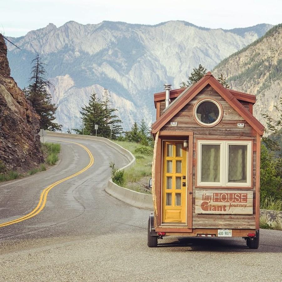 I migliori articoli del 2015 idee mobili - Tiny house interni ...