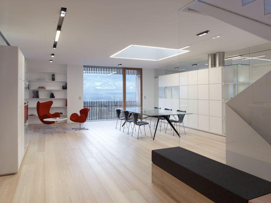 Casa in stile minimalista