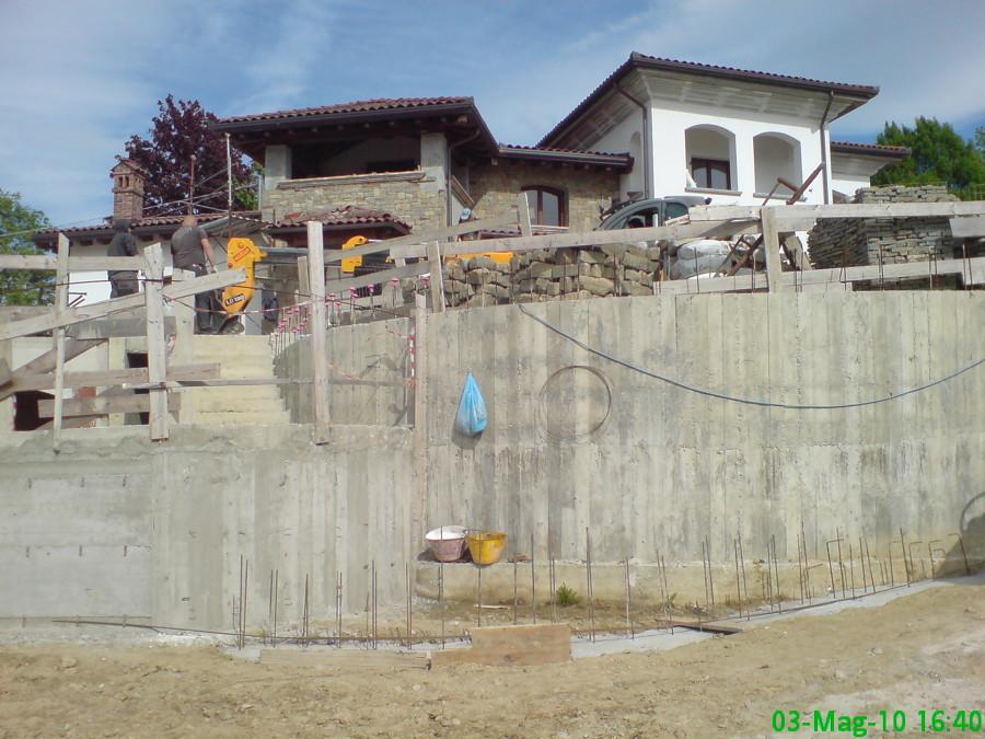 Progetto realizzazione casa monofamiliare idee for Progetto costruzione casa