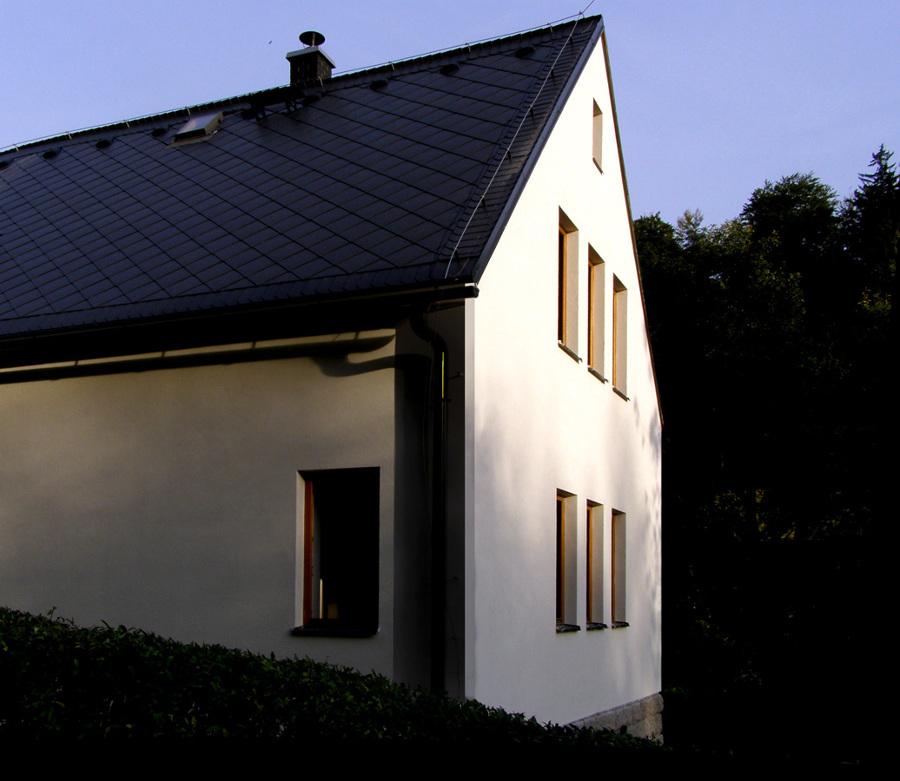 Progetto costruzione casa in parco naturale idee for Progetto costruzione casa