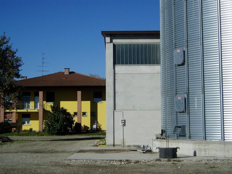 casa per un agricoltore