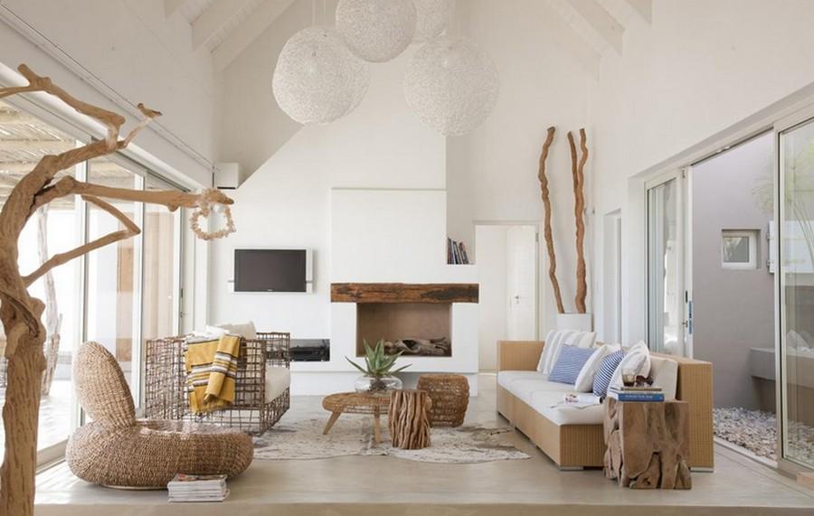 foto casa prefabbricata interno soggiorno di marilisa