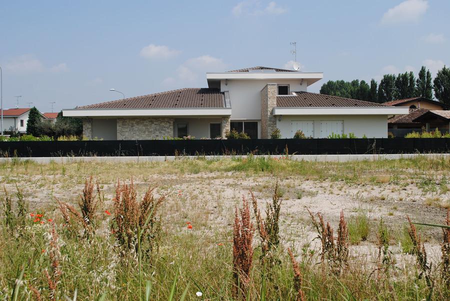 Casa singola a castel goffredo (mn)