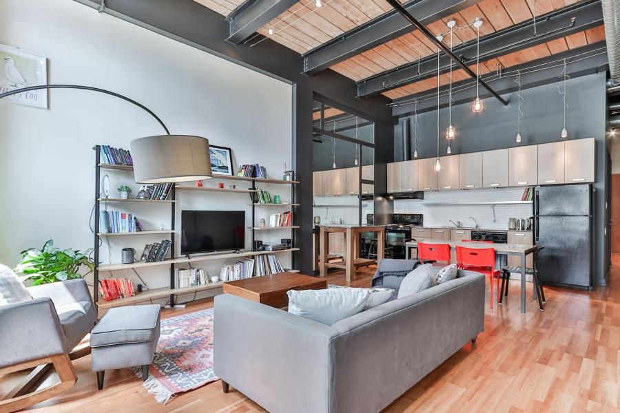 casa stile loft