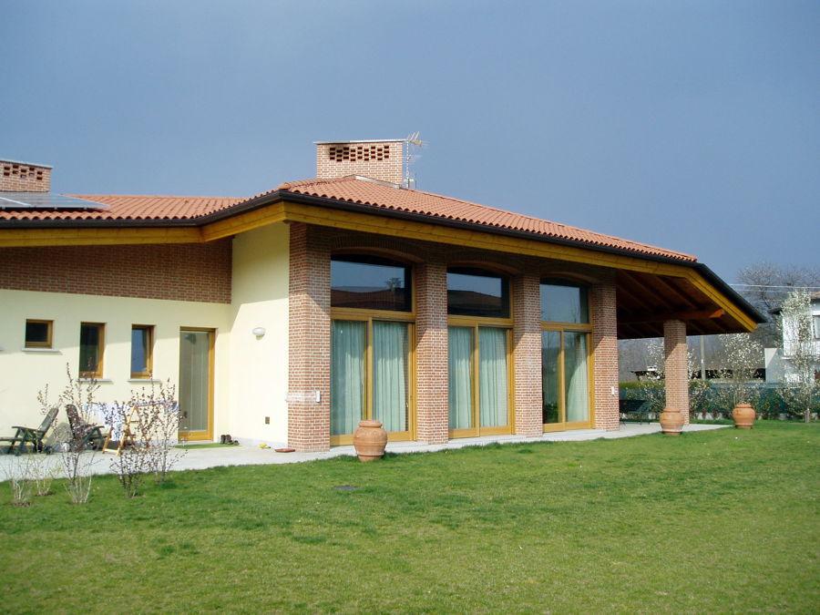 Progetto costruzione casa di abitazione unifamiliare idee costruzione case - Progetto costruzione casa ...