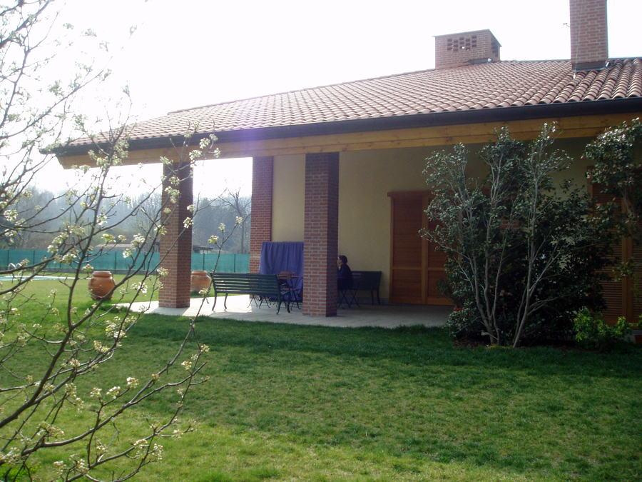 Foto casa unifamiliare a borgoticino de studio atelier di for Idea casa immobiliare sassari