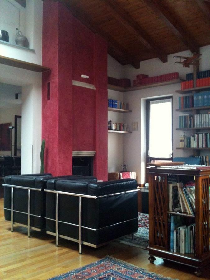 casa unifamiliare interno