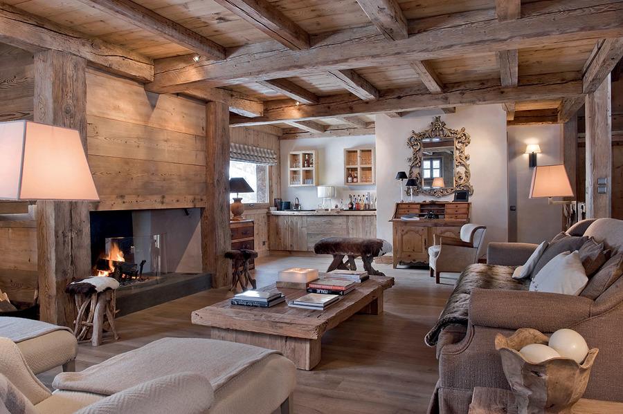 Tende casa montagna simple tende nuove per rinnovare il look with tende casa montagna - Tende casa montagna ...