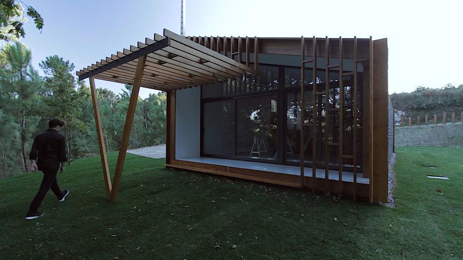 Foto case modulari di federica bossoni 437560 habitissimo for Case prefabbricate modulari