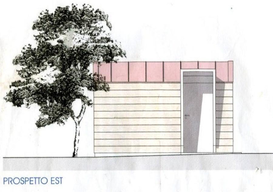 Progetto garage in casetta stile moderno progetti for Progetti di costruzione di garage