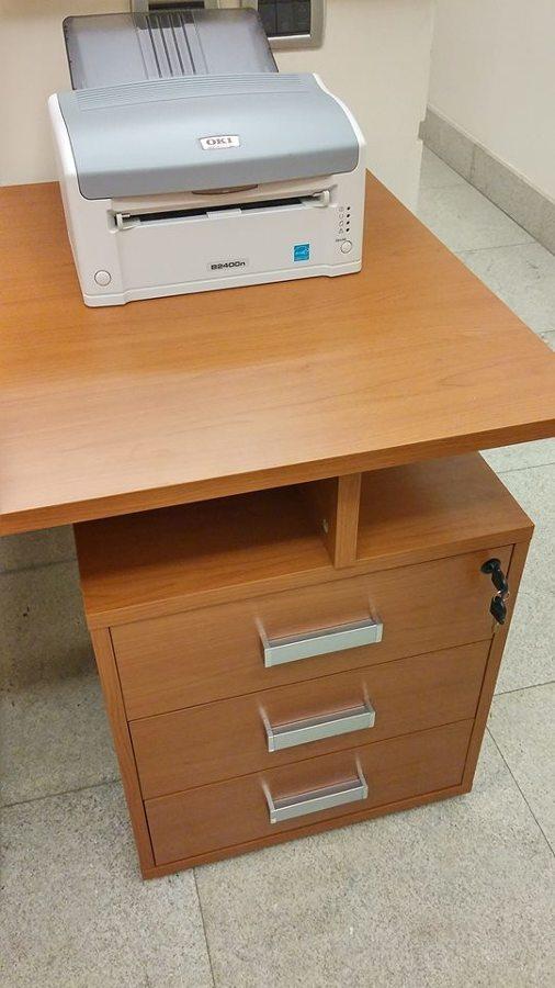 Cassettiera scrivania