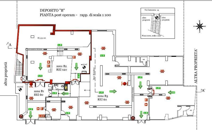 Certificazione prevenzione incendi