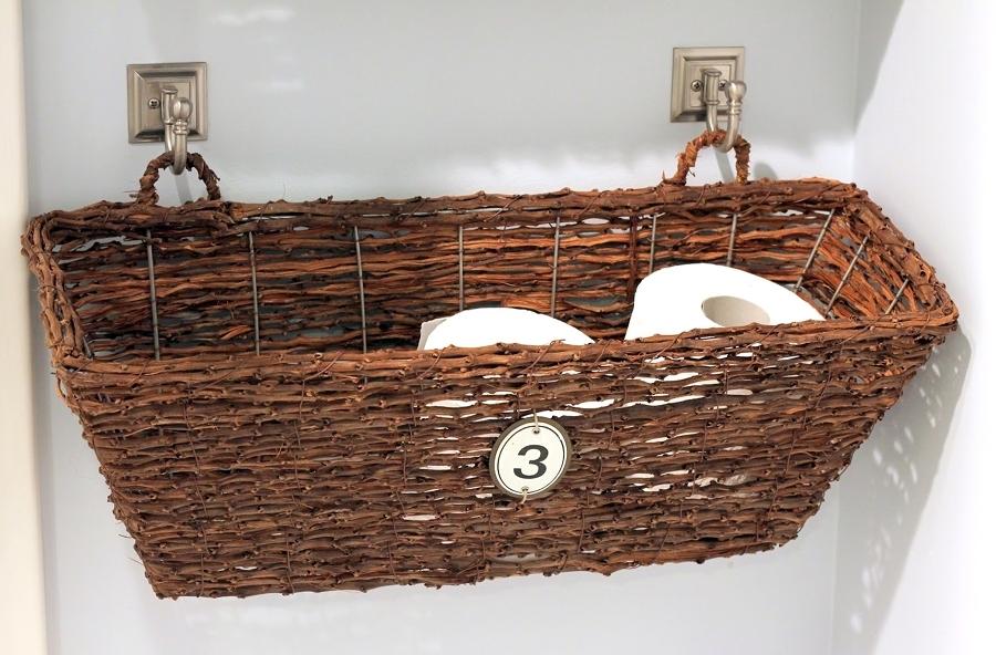 cesta portarotoli bagno