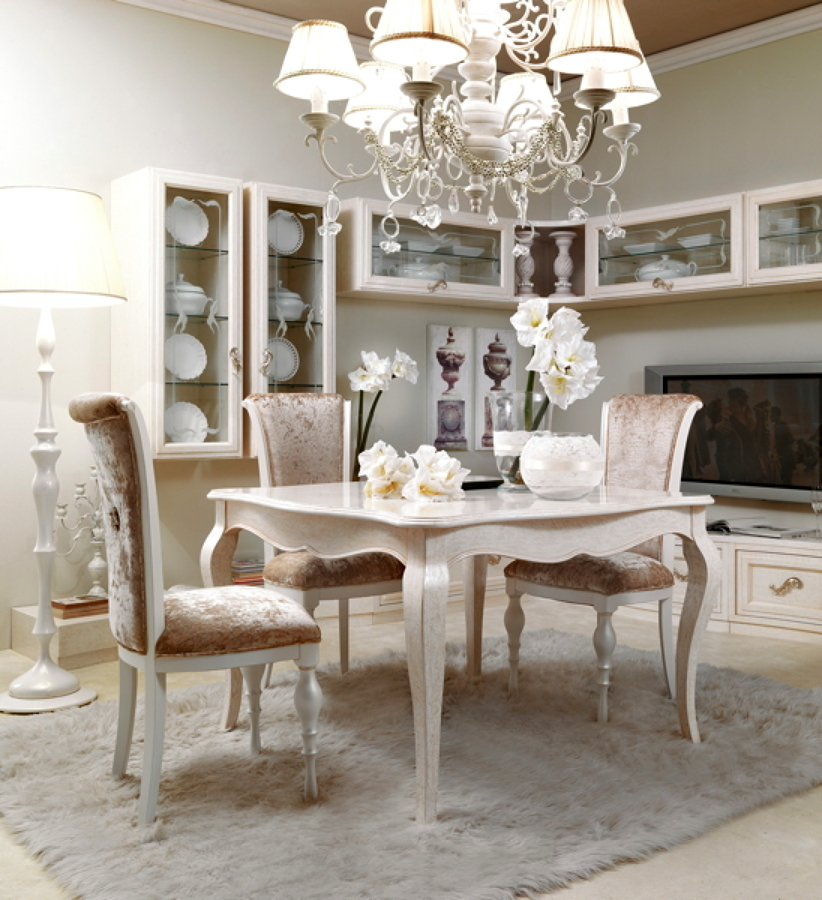 Conosci lo stile chippendale idee interior designer - Mobili da anticamera che riflettono ...