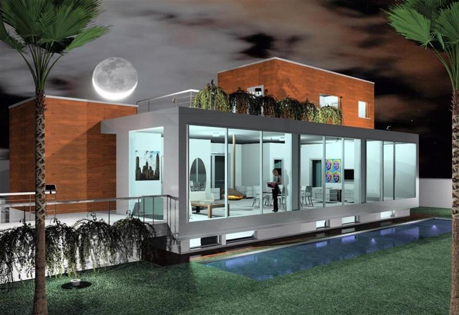 progetto per costruzione civile abitazione idee