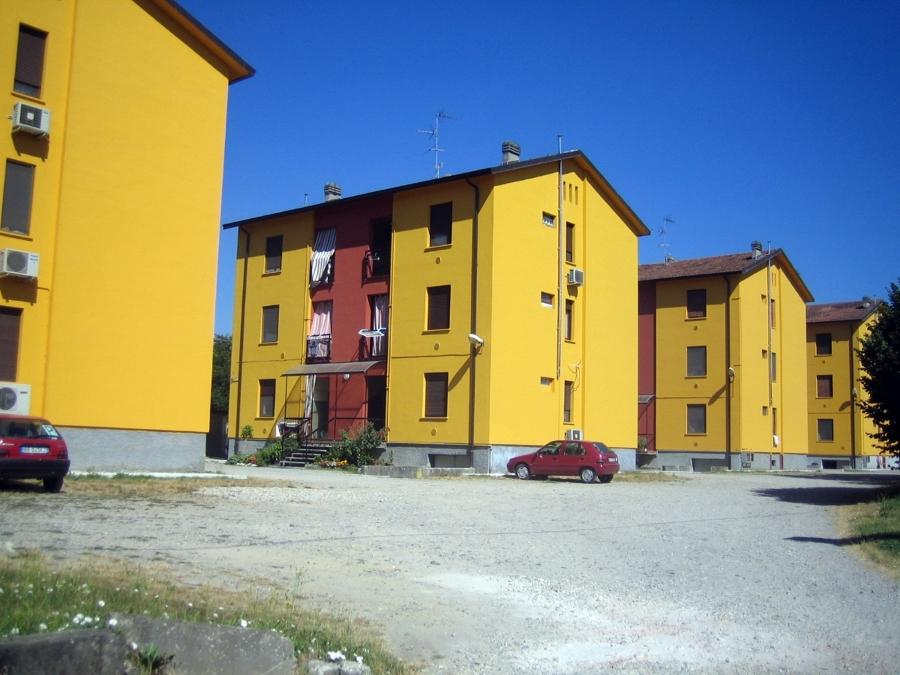 Codogno: palazzine ristrutturate