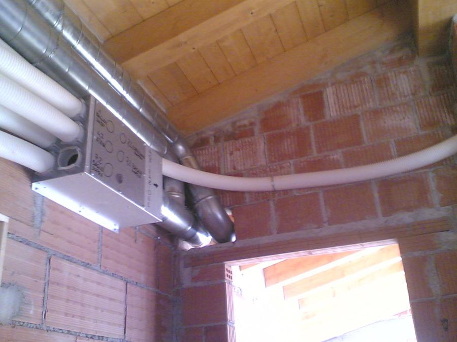 Progetto impianto di ventilazione forzata idee aria - Ventilazione forzata casa ...