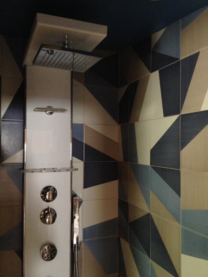 Casa maurizio idee architetti - Colonna doccia bagno turco ...