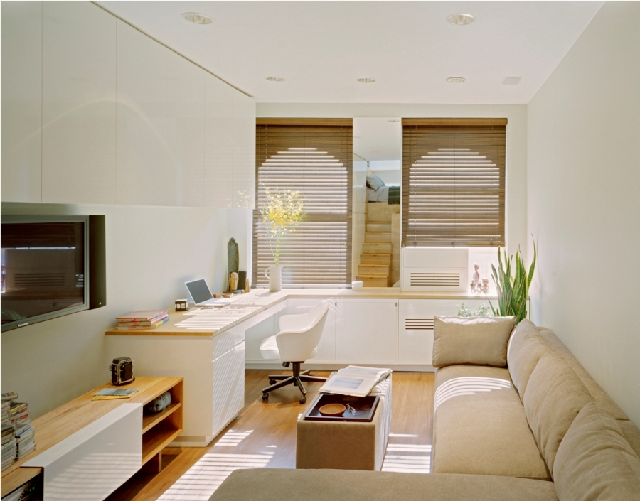 da 20 a 50 mq: idee e consigli su misura | idee ristrutturazione casa - Cucina Soggiorno Open Space 20 Mq 2