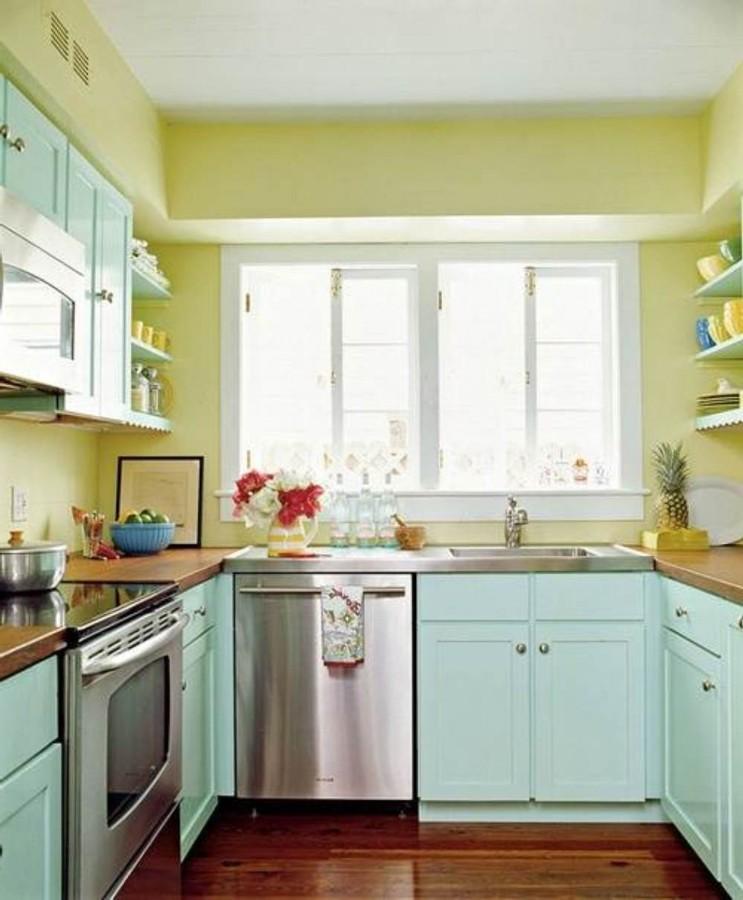 Foto colori chiari per ingrandire di marilisa dones - Azulejos rusticos de cocina ...