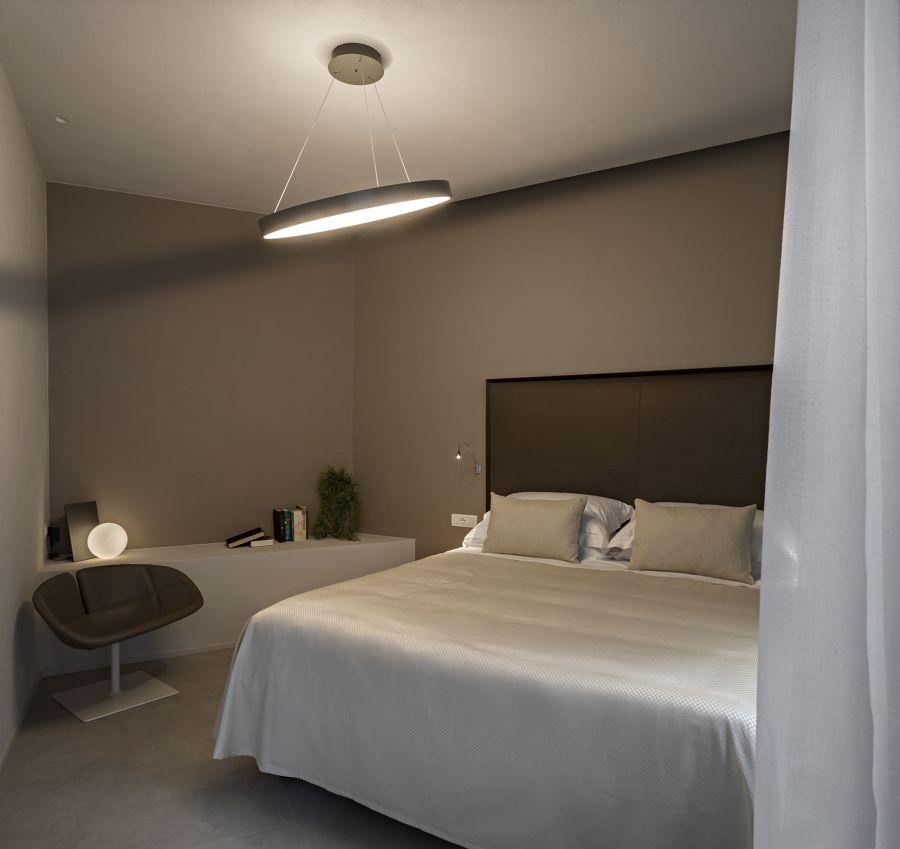 Colori neutri camera da letto