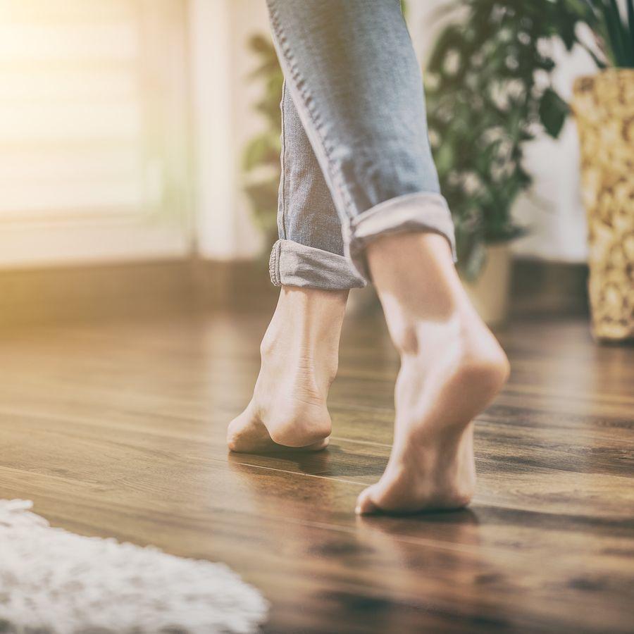 comfort riscaldamento a pavimento