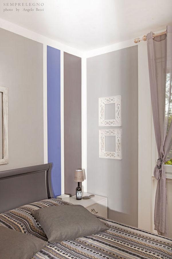 Arredamenti di design realizzati su misura per un open for Mobili per stanza da letto
