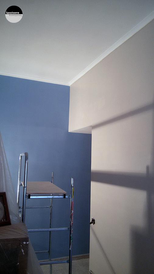Contrasto colore pareti