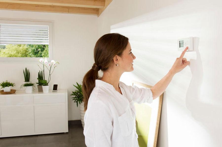 Controllo a parete per prodotti motorizzati