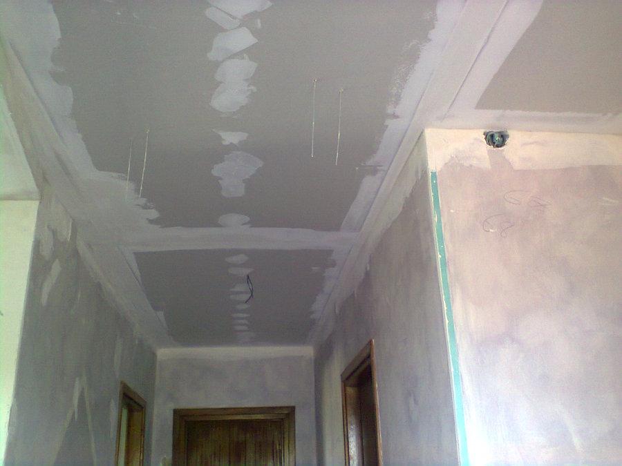 Foto: Controsoffitto Zona Entrata/corridoio di Chelin Riccardo Decorazioni #299497 - Habitissimo