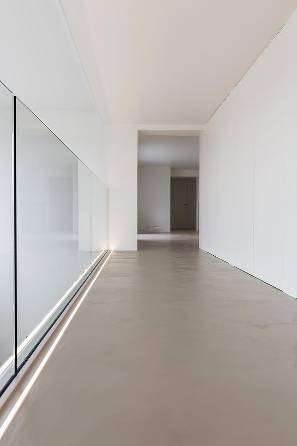 Corridoio in Resina Materia di Elekta