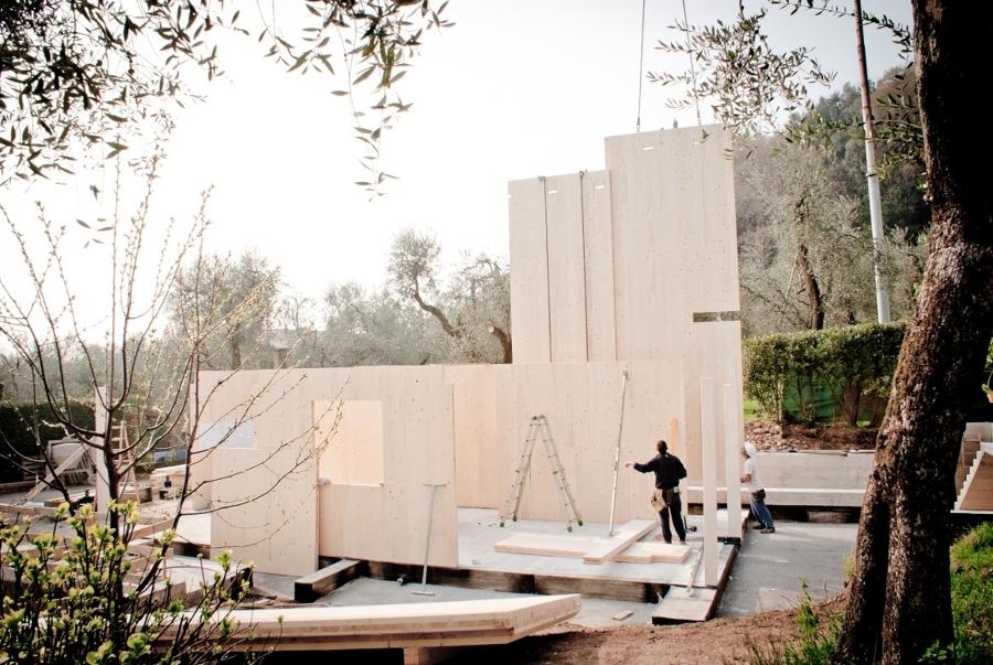 Costruire una casa prefabbricata idee costruzione case for Costruire una casa prefabbricata