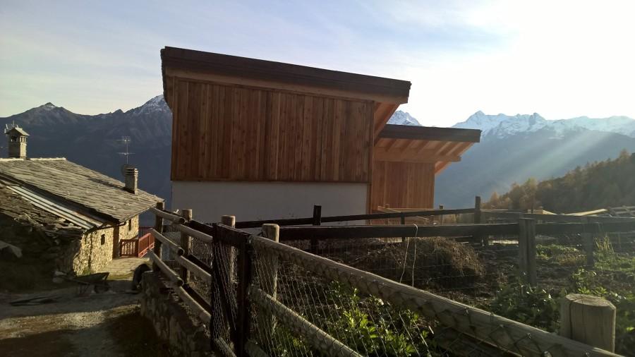 Foto costruzione casa di haus edile 355981 habitissimo for Piccoli piani di costruzione casa
