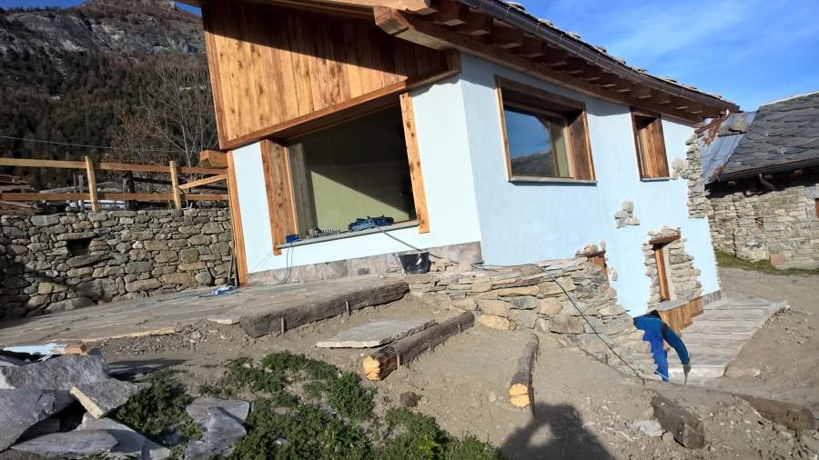 Costruzione Casa In Valle d' Aosta  Idee Costruzione Case