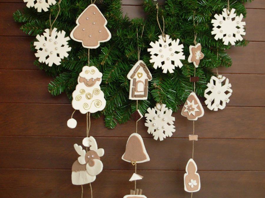Diy natale decorazioni per la casa fai da te idee for Decorazioni per la casa fai da te