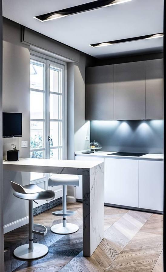 Attico in crocetta torino idee ristrutturazione casa for Finestre a soffitto