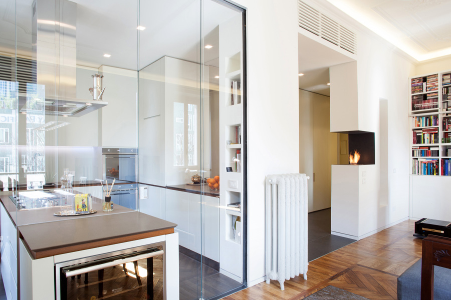 Appartamento milano idee ristrutturazione casa - Ristrutturazione cucina milano ...