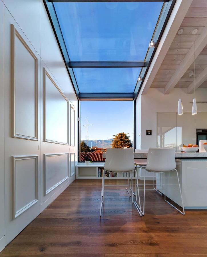 Ampliamento ecosostenibile per una casa moderna idee for Piani domestici eco compatibili