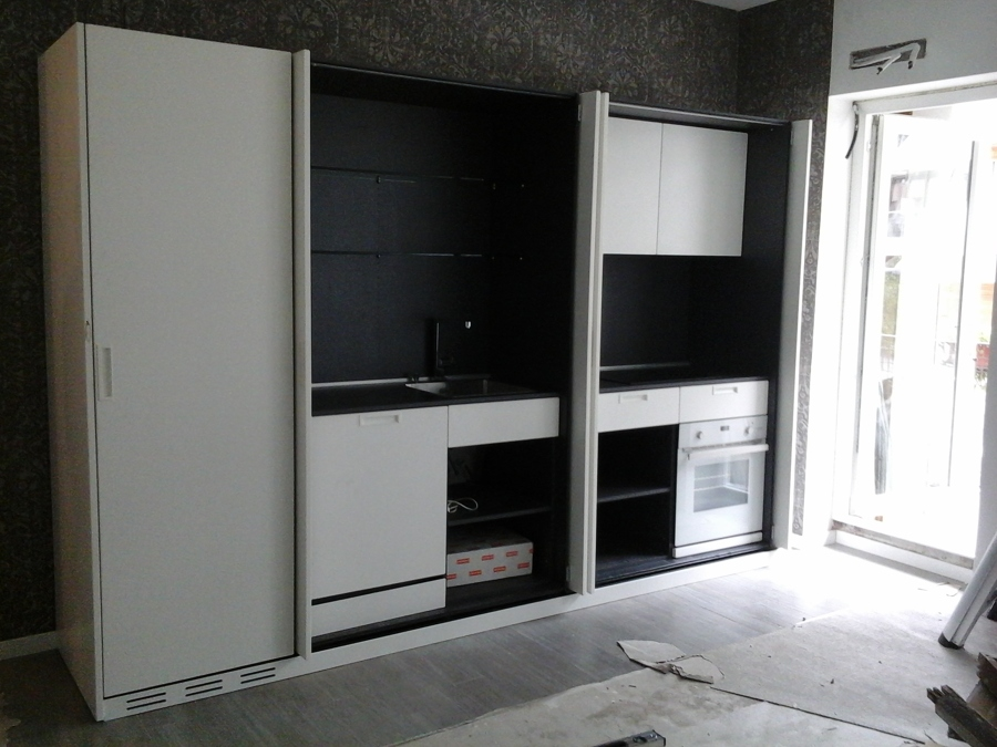 Foto: cucina a scomparsa di traslochi e sgomberi pl pl sas di ...