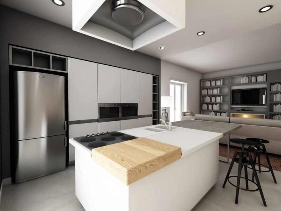 Ristrutturazione appartamento a roma fiumicino idee for Idee ristrutturazione appartamento